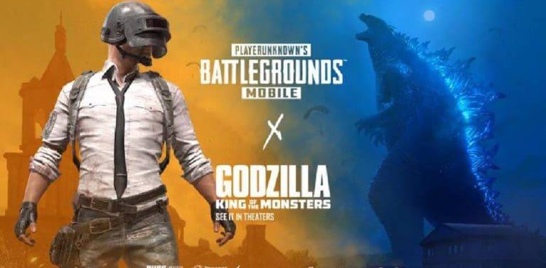 Makin Seru, Ada Perang Lawan Godzilla di PUBG Mobile