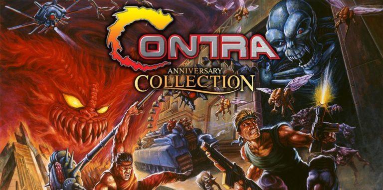 Rayakan Ultah, Konami Rilis Game Contra Edisi Spesial