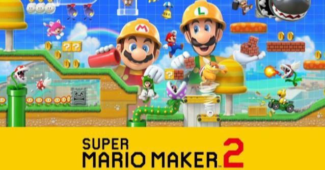 Super Mario Maker 2 Direct Berlakukan Sistem Acak