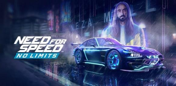 Yeay! Ada DJ Steve Aoki di Game Need for Speed: No Limits