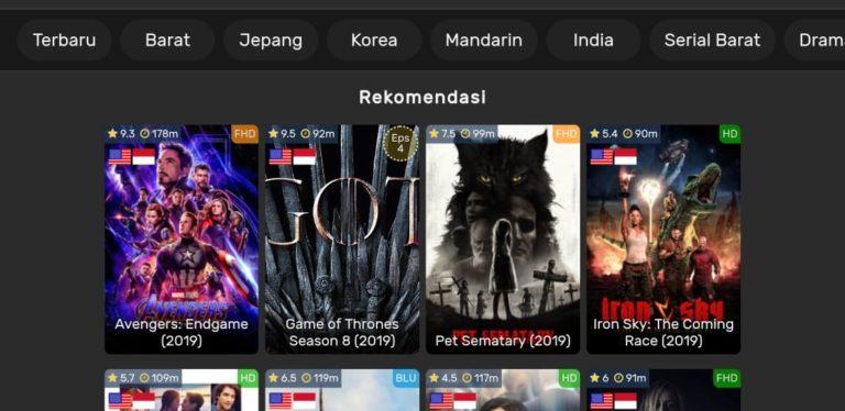 Aplikasi IndoXXI Tempat Nonton Film Streaming 2021