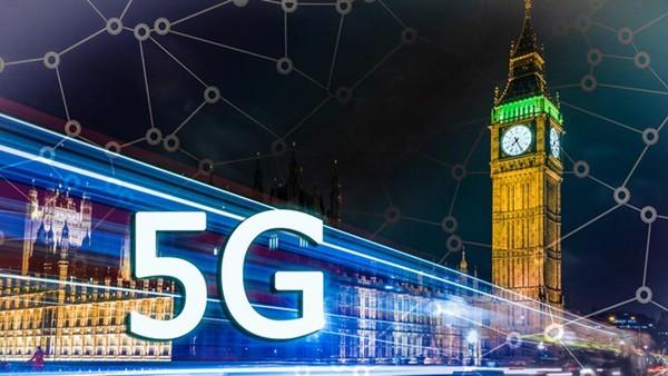Awal Juli, Inggris Akan Diselimuti Jaringan 5G