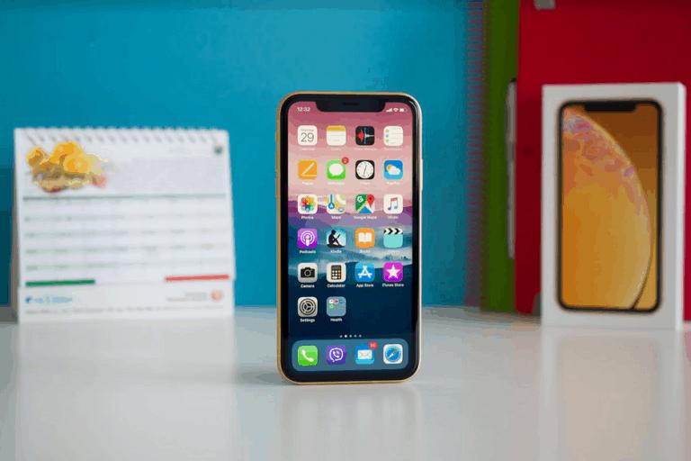 Pecahan Kaca Ini Ungkap Warna-warna untuk iPhone XR 2