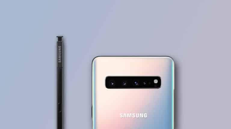 Bocoran 5 Warna Samsung Galaxy Note 10, Ada Red!
