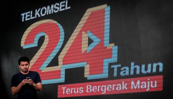 "Genap 24 Tahun, Telkomsel Ingin Wujudkan ""Indonesia Digital"""