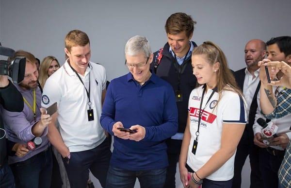 Bos Apple Ajak Anak-anak Belajar Koding Sejak Dini