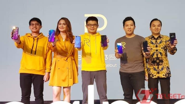Realme 3 Pro Resmi Diluncurkan dengan Snapdragon 710 AIE