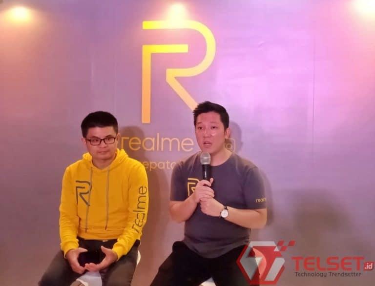 """Realme Percaya Diri Jadi """"The New Entry Level King"""" di Indonesia"""