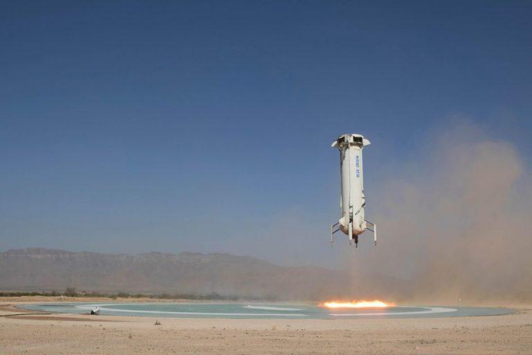 Blue Origin Siap Lepas Landas Bawa 38 Muatan