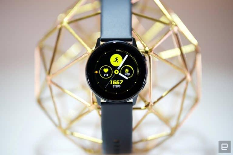 Update Galaxy Watch Hadirkan Fitur Pendeteksi Jantung
