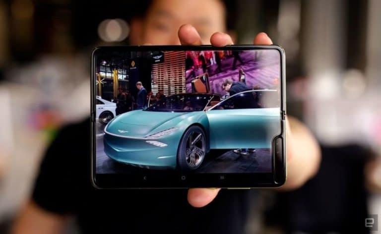 Samsung Galaxy Fold Baru akan Rilis Juli 2019?