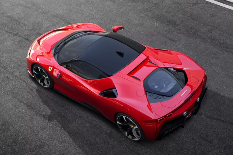 Bukan LaFerrari, Ini Dia Ferrari Tercepat Sepanjang Sejarah