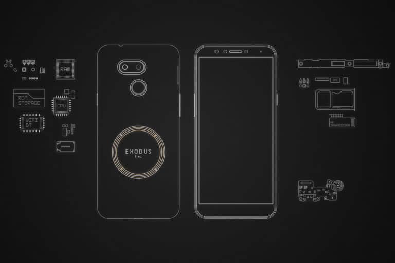HTC Siapkan Ponsel Blockchain Berharga Murah, Exodus 1s