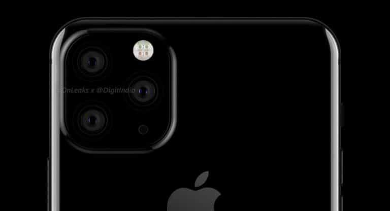 Situs Jepang Ungkap Prototipe Trio iPhone 2019