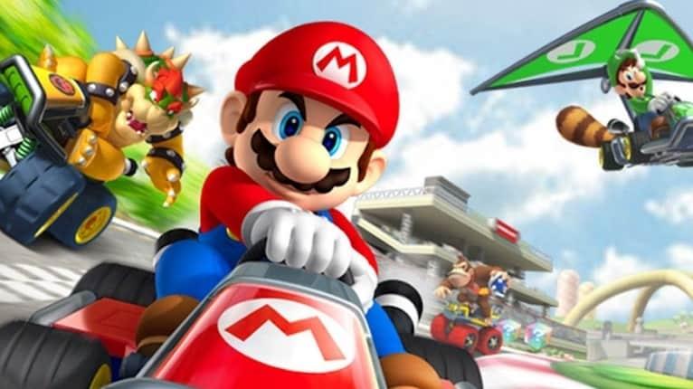 Game Mario Kart Tour Mulai Diuji Coba di Android