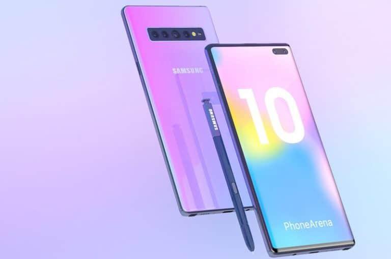 Fast Charging 100W akan Hadir di Samsung Galaxy Note 10?