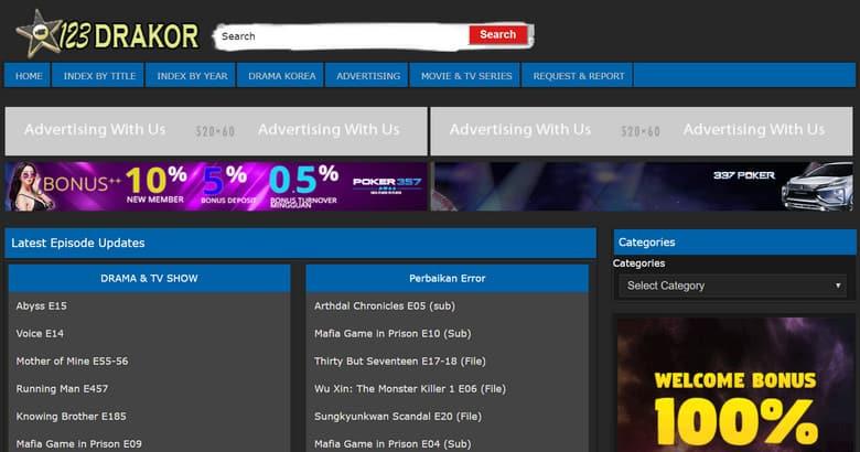 situs download drakor sub Indo