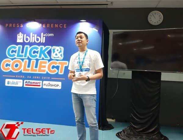Begini Cara Pakai Fitur Check and Collect di Blibli.com