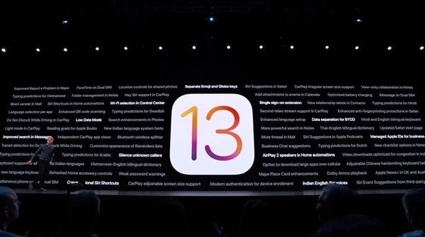 Resmi Dirilis, Ini Dia Fitur Baru di iOS 13