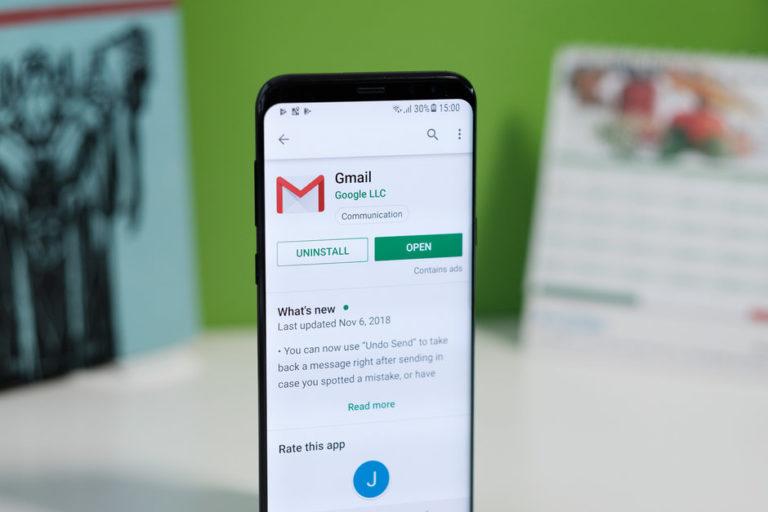 Dark Mode di Gmail Hadir di Perangkat Android, Tapi…