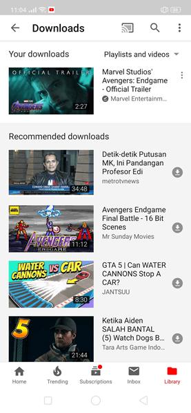 Download Youtube Aman dari Ransomware