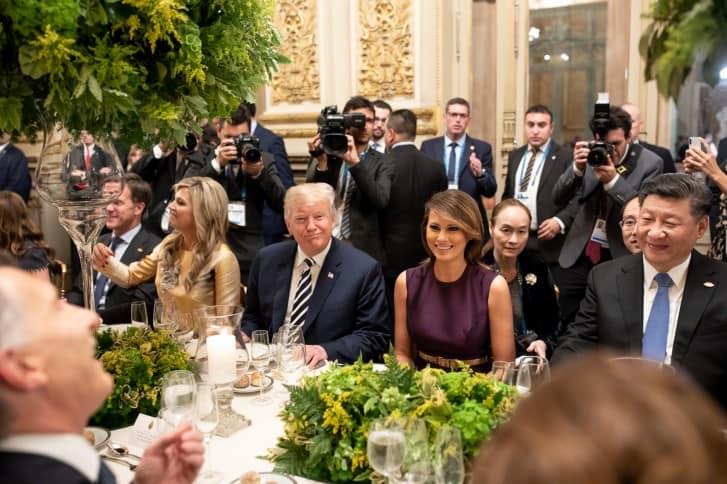 Bertemu Presiden China, Trump Cabut Aturan Embargo Huawei