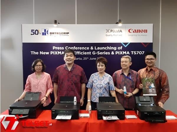 Printer Canon PIXMA G6070 Bisa Cetak 8.300 Halaman