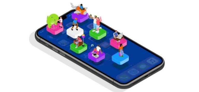 Unduh Aplikasi Game via iPhone Kini Lebih Leluasa