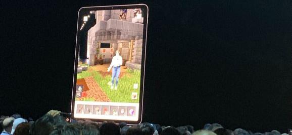 Apple Pamer Pembaruan Minecraft ARKit 3.0 di WWDC
