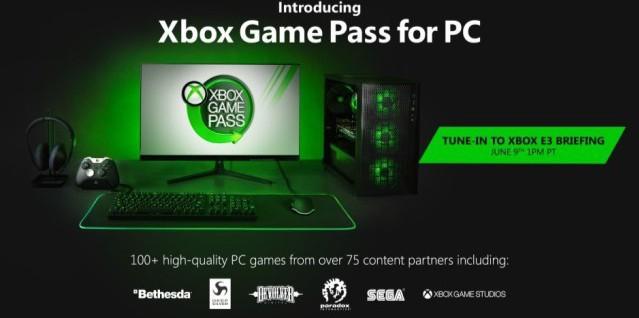 Microsoft Tetapkan Harga Xbox Game Pass untuk PC