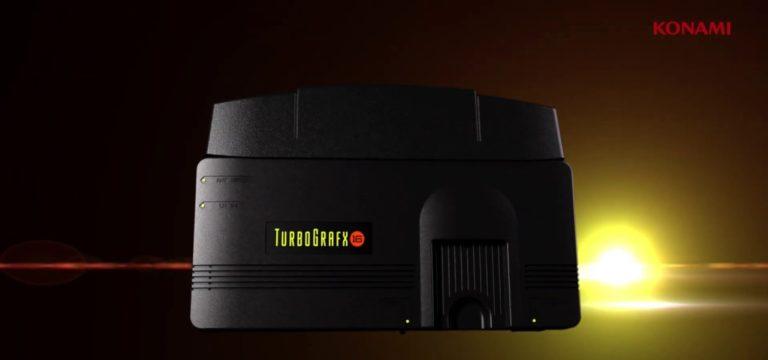 Konami Luncurkan Konsol TurboGrafx-16 Mini