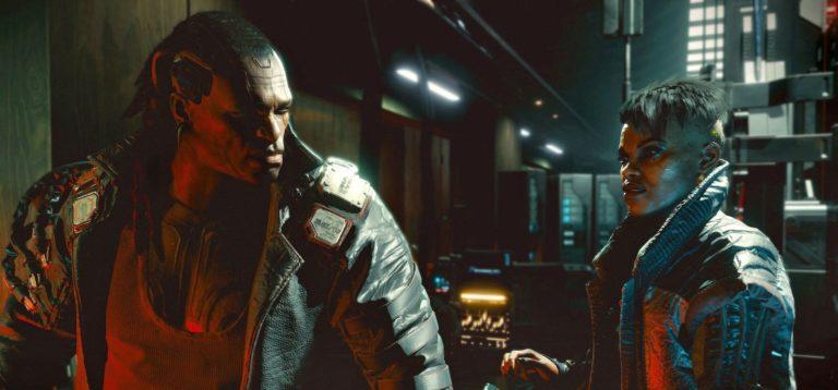 Benang Oranye Jadi Senjata Ampuh di Cyberpunk 2077