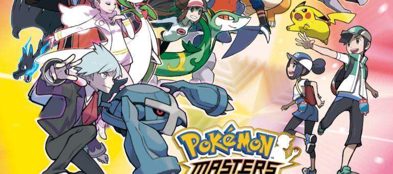 Yess! Pokemon Masters Bakal Rilis Tahun Ini