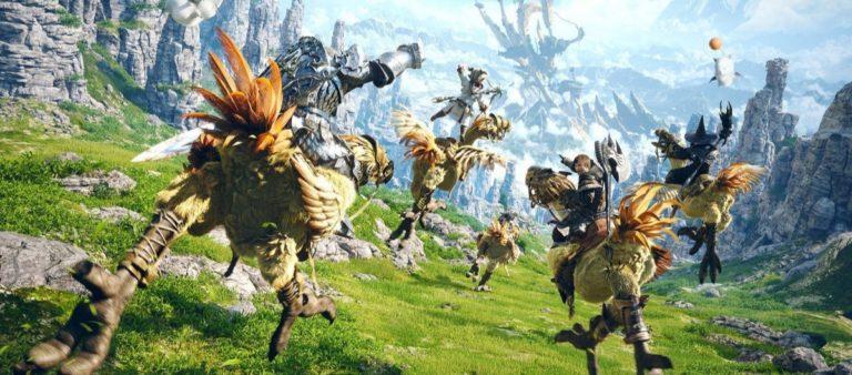 Game Final Fantasy XIV Bakal Jadi Acara TV