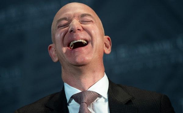 Sambut Bos Amazon, Pedagang India Siapkan Aksi Demo
