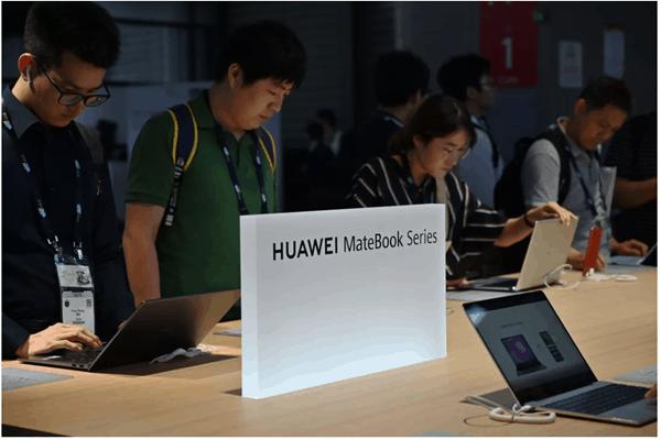 UPDATE: Huawei Tunda Peluncuran Laptop Terbaru