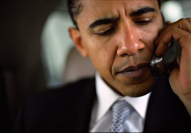 Podcast Obama