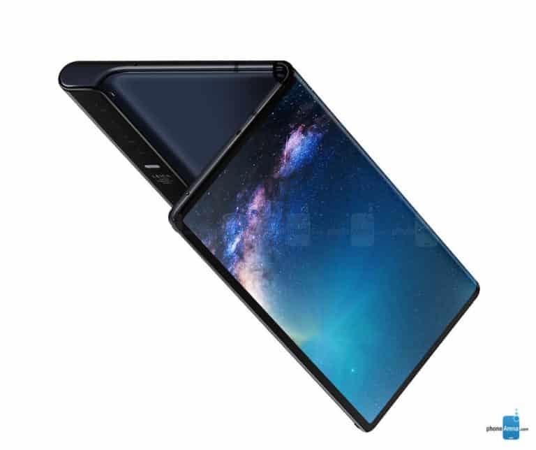 Huawei Mate X Meluncur September, dengan Dukungan Android