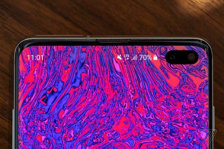 """Xiaomi Patenkan Teknologi """"Kamera di Layar"""""""
