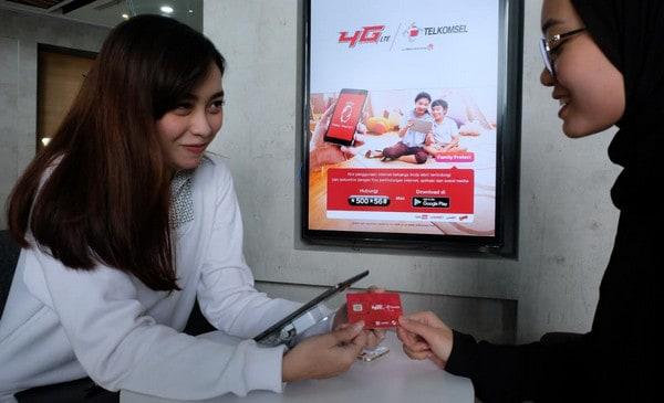 Rayu Pelanggan Beralih ke 4G, Telkomsel Kasih Bonus Kuota