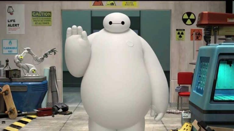 Bikin Gemas, Konsep Robot Ini Mirip Baymax di Big Hero 6