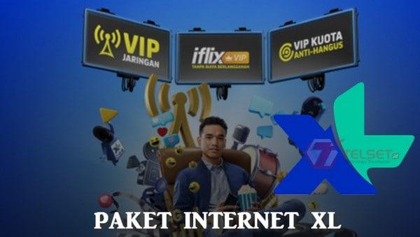 XL Paket Internet Ilustrasi