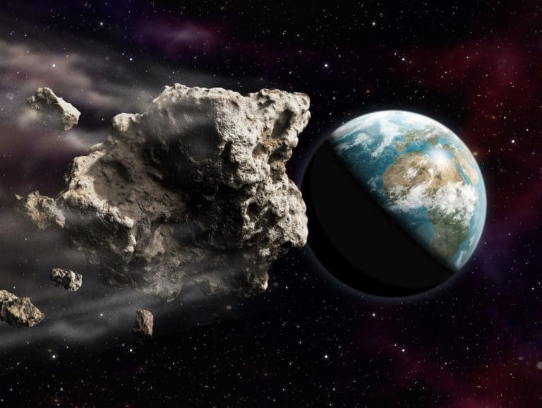 Ngeri! Asteroid Raksasa akan Tabrak Bumi, Apa Dampaknya?