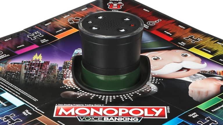 Permainan Monopoli Ini Pakai Asisten Suara