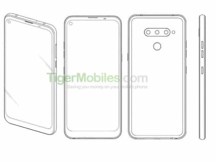 LG Siapkan Sebuah Ponsel dengan Kamera Berlubang?
