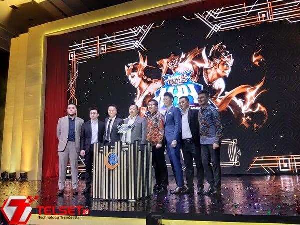 Usung Konsep Waralaba, Mobile Legends League Resmi Digelar