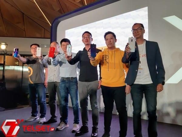 Realme X Resmi Melenggang di Indonesia, Berapa Harganya?