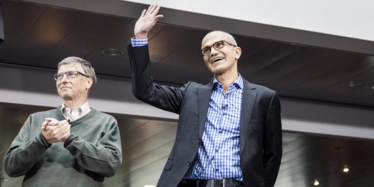 """Karyawan Microsoft """"Senam Jantung"""" Setiap Terima Email Bill Gates"""