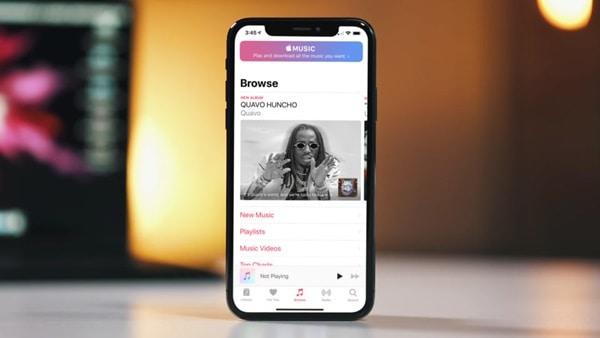 Apple Music Lebih Gesit Gaet Pelanggan Ketimbang Spotify