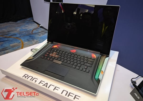 Asus ROG Face Off